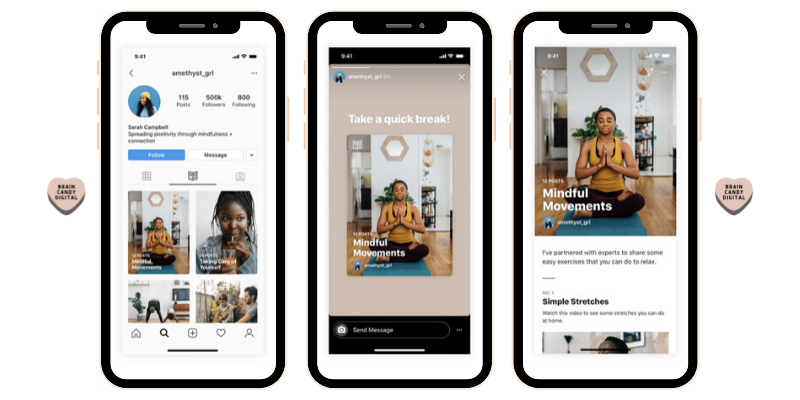 Instagram Guides launches